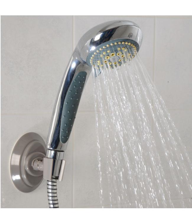 Anywhere Shower Head Gripper | Bathroom Aids | MOBB Home Health Care +