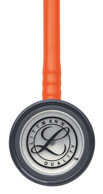 Littmann Classic II Stethoscope: Orange 2812 - Stethoscopes