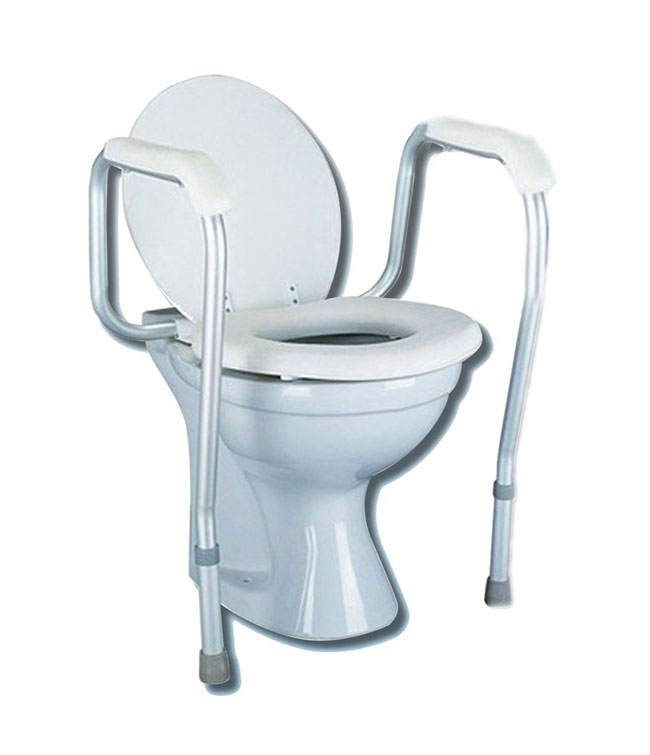 Toilet Safety Frame | MOBB Home Health Care+
