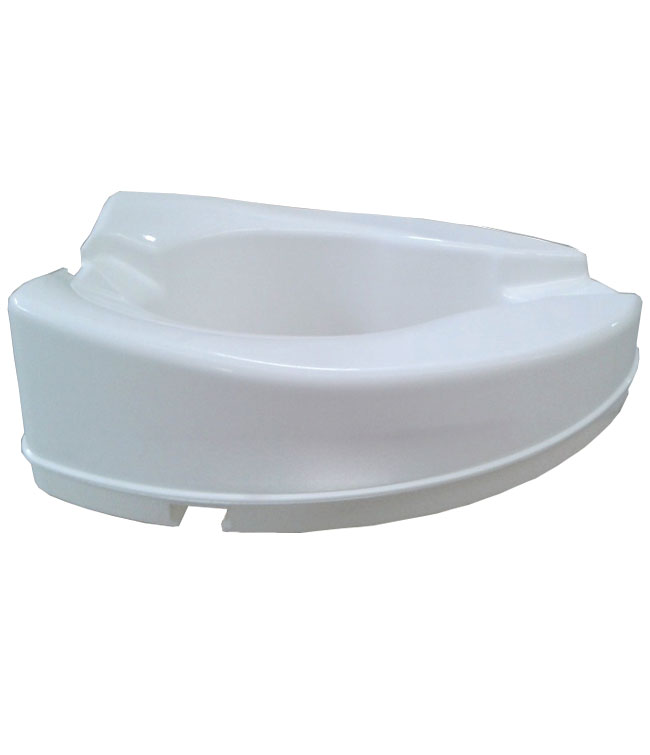 2 inch Raised Toilet Seat | Bathroom Aid & Safety | MOBB Home Health ...