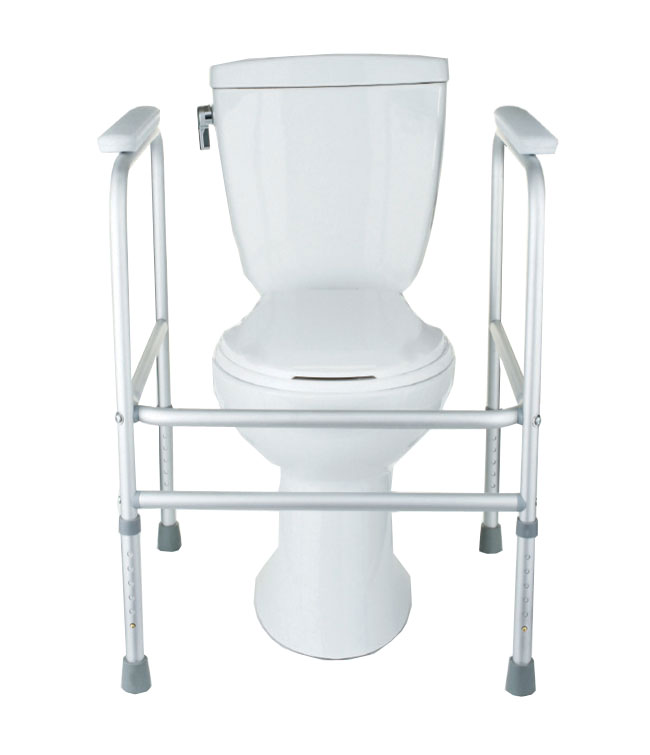 Aluminum Toilet Safety Frame