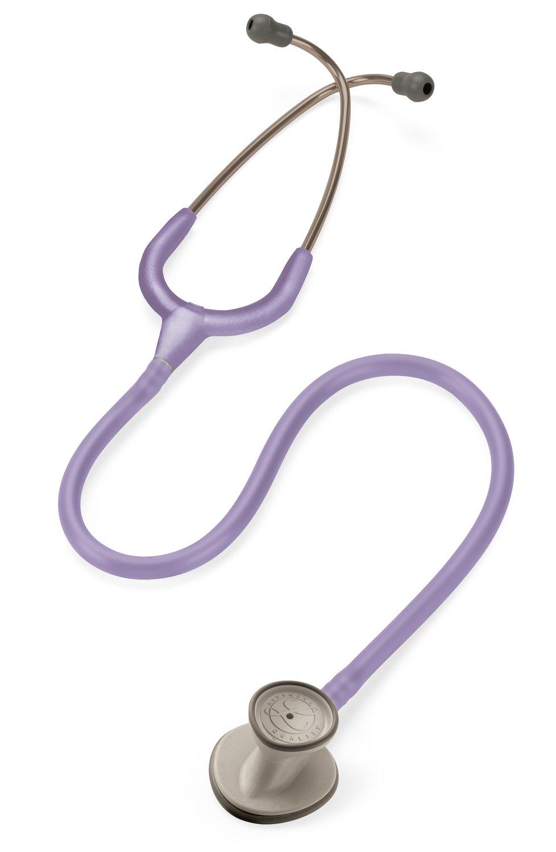 littmann lightweight stethoscope lilac 2453